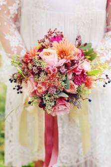 Bouquet de Diana ©Floriane Caux