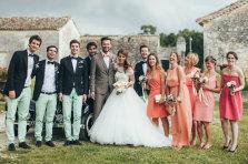 Un joli mariage à Angoulême. ©LifeStoriesWeddingPhotography