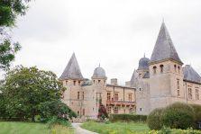 Mariage chateau de caumont