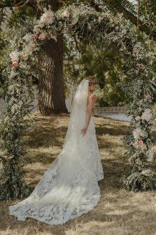 Arche florale - floral arch