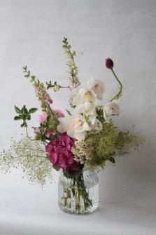 Bouquet pastel fête des mères