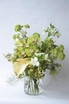 Bouquet élégant et nature pour la fête des mères